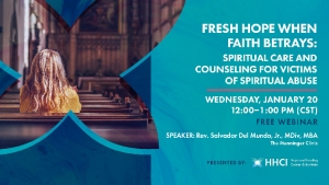 Spiritual Care and Counseling for Victims of Spiritual Abuse