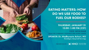 Eating Matters: How Do We Use Food to Fuel Our Bodies?