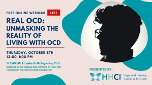 Real OCD: Unmasking the Reality of Living with OCD