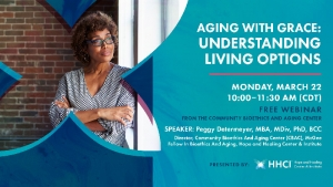 Aging with Grace: Understanding Living Options