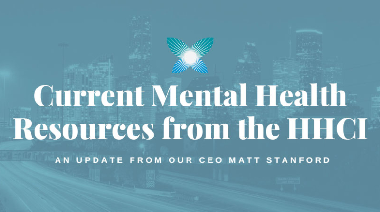 COVID-19 Mental Health Resources from the Hope and Healing Center & Institute