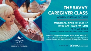 The SAVVY Caregiver Class