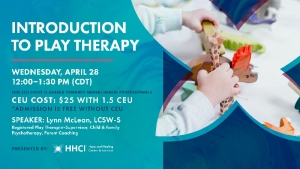 Introduction to Play Therapy - CEU