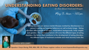 understanding eating disorders its not about food and weight learn more