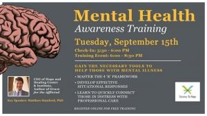 EMPOWERing Communities: Mental Health Awareness Workshop