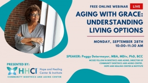 CBAC: Aging with Grace: Understanding Living Options