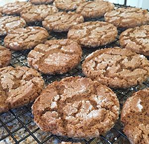 The Joy of Baking – By Dr. Lorna Bradley
