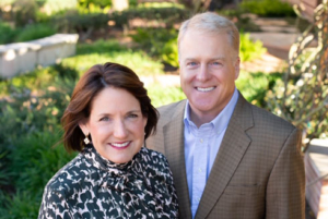 julie and michael donaldson chrysalis luncheon chairs 2020