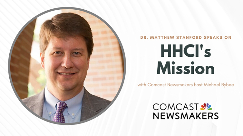 Hope and Healing Center & Institute's CEO Appears on Comcast Newsmakers