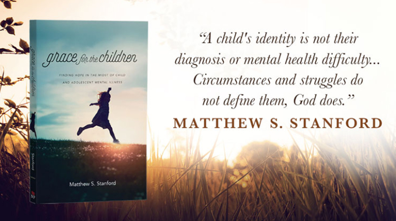 Dr. Matt Stanford's New Book Grace for the Children Available Today