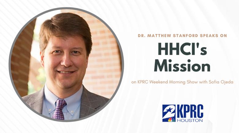 CEO Matt Stanford Appears On KPRC News