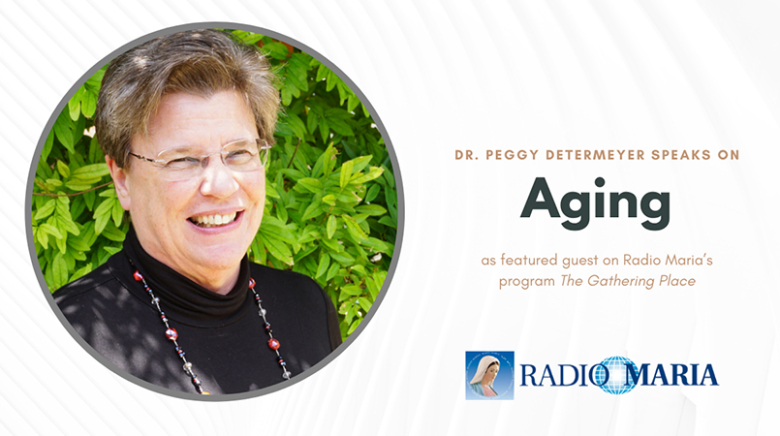 Dr. Peggy Determeyer Radio Interview on Aging