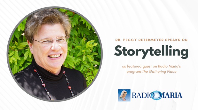 Dr. Peggy Determeyer Radio Interview on Storytelling
