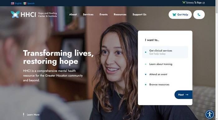 HHCI Launches Redesigned Website